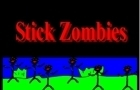 Stick Zombies by BobMcD
