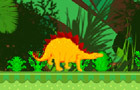 Tiny Dino Adventure by creatiwellz
