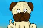 Barking Pug