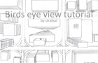 Birds Eye View Tutorial by stratkat