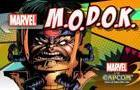 M.O.D.O.K. Soundboard by JuneLinMilliam