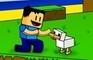A Minecraft parody
