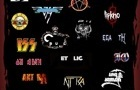 The Heavy Metal Logo Quiz by codemonkey77