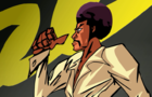Black Dynamite vs Pootie  by Neochilds