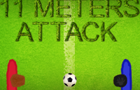 11 Meters Attack by qqgpgames