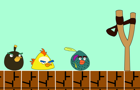 Angry Birds vs. Mario by GagaManMusic