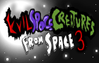 Evil Space Creatures 3 by scuddle