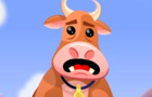 I'm a cow... moo moo moo