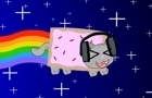 Techno Nyan Cat