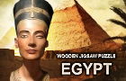 Jigsaw puzzle - Egypt