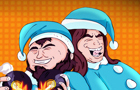 Game Grumps - Poppy bros  by CapeLicker