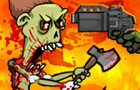 Mass Mayhem - Zombies by PopBrain