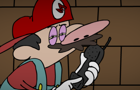"Super Mario in ""TAKEN"""