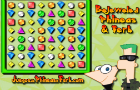Bejeweled Phineas & Ferb
