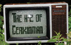 The A - Z of Gerkinman by Gerkinman