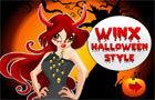 Winx Halloween Style