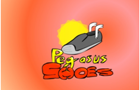 Pegasus Shoes by JustcallmeLel
