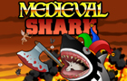 Medieval Shark by Wiesi