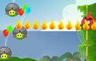Angry Birds Shooting Trai