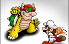 Mario vs Bowser by RyanAnayaMv