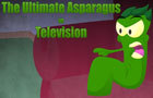 Ultimate Asparagus vs TV by Gerkinman