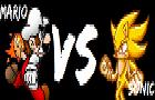 Mario Versus Sonic