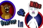 Bearver &amp; Mike: Ep. 1,260 by happyfatties