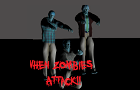 When Zombies Attack by ShivaFang