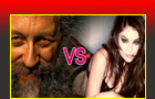 Sasha Grey vs Russian sci