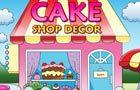 Cake Shop Decor