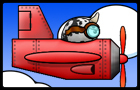 Wild Wild Cow - Red Baron by Shimiegames