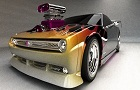 New Style Muscle Car