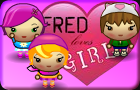 Fred Loves Girls by kor6k
