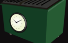 hail dumpsterclock by DUMPSTER-CLOCK