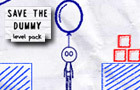 Save the Dummy Level Pack by FlashGames247