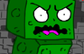 Creeper Minecraft Cartoon