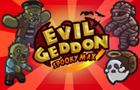 Evilgeddon Spooky Max by FirebeastStudio