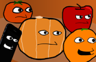 Annoying Orange Parody
