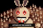 Attack of the Rabbits by Wamic
