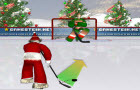 Santa's Christmas Hockey