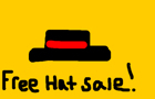 Free Hat Sale
