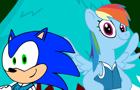 Sonic and RD Christmas