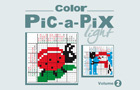 Color Pic-a-Pix Light V2 by Conceptis