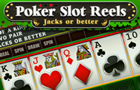 Poker Slot Reels by M8Games