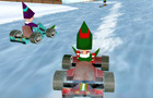 Christmas Elf Race 3d