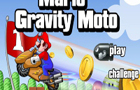 Mario Anti-gravity Moto
