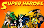 Super Heroes by DreamerStudios