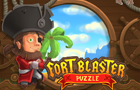 Fort Blaster. Puzzle