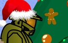 X-Mas in Video Game Land by M00Ki