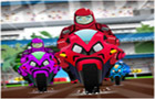 Rash Race 2 by santagames